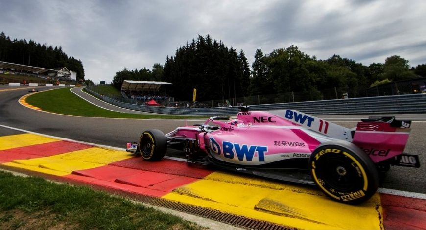 F1 Belgian GP changes: All the changes made to the Spa circuit keeping in mind Anthoine Hubert's fatal crash last season
