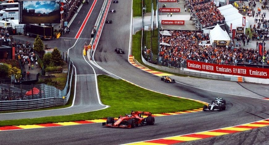 F1 Qualifying Stream and Start Time: What time is F1 Qualifying, Where to Watch it | Belgian Grand Prix 2020