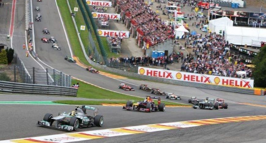 Eau Rouge Spa: The Iconic Raidillon is special; what makes it so famous?