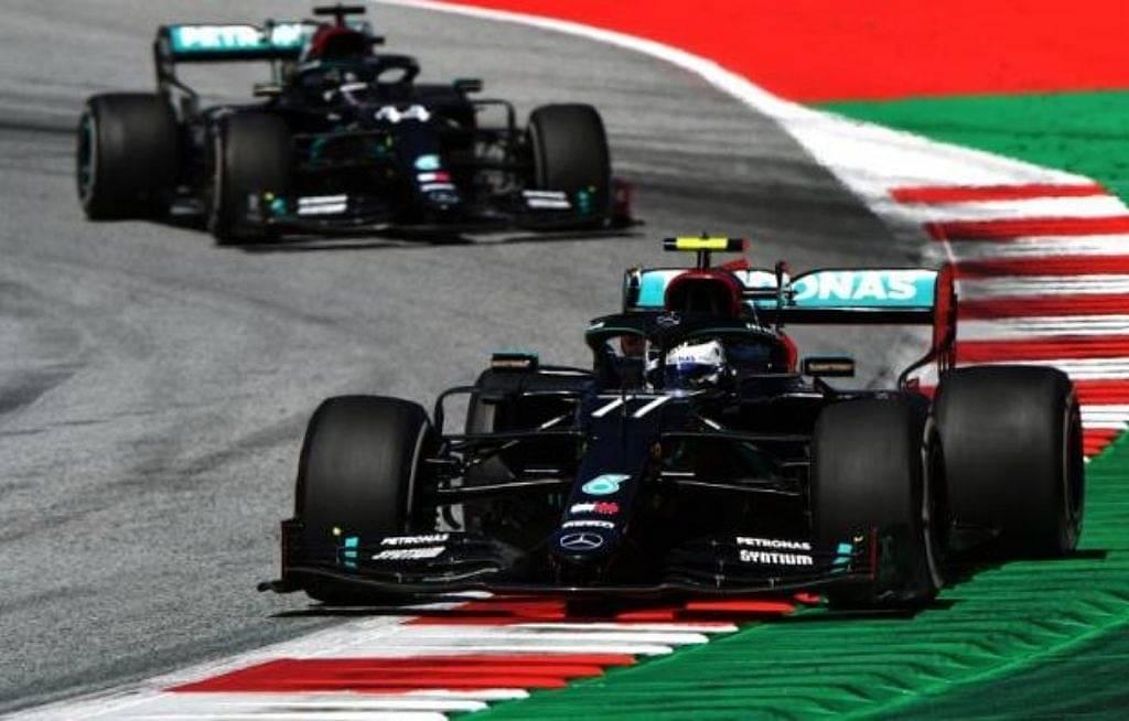 F1 Qualifying Results: Lewis Hamilton and Valtteri Bottas dominate qualifying round at Spanish Grand Prix by grabbing P1 & P2