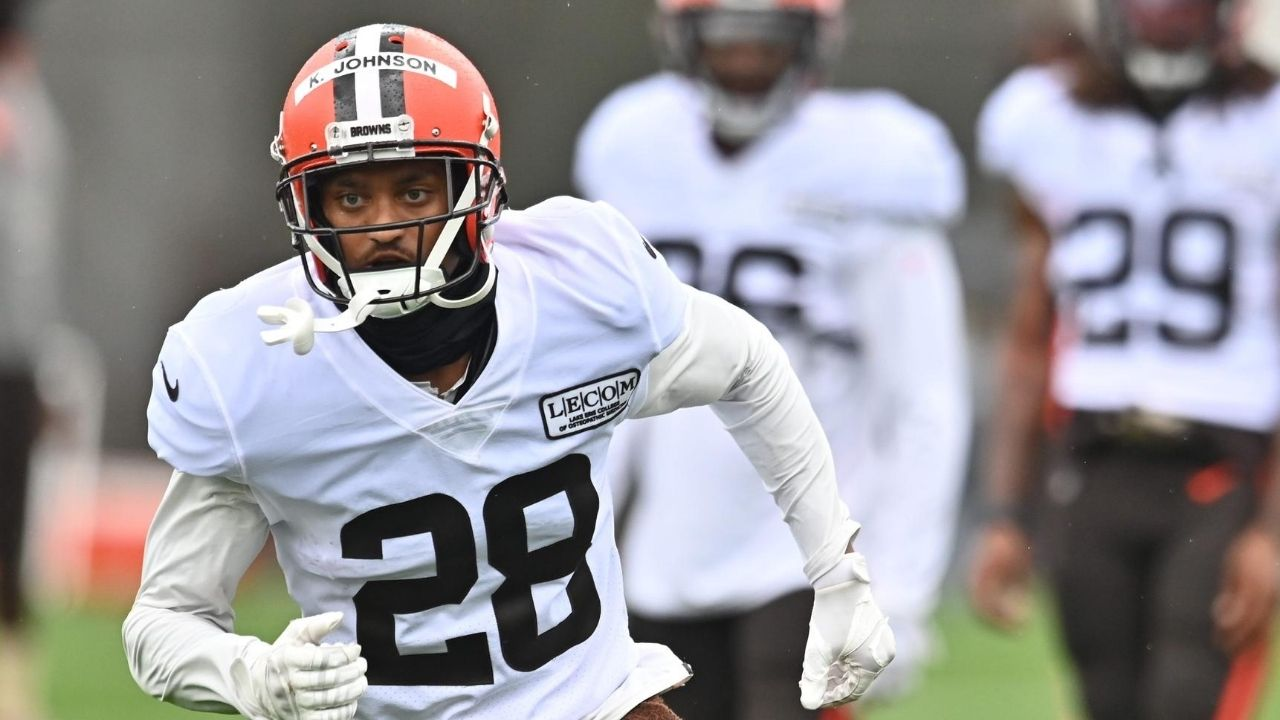 Kevin Johnson Injury : Cleveland Browns CB Kevin Johnson hospitalized with lacerated liver