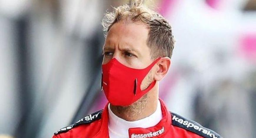 """It would be nice to find the philosopher's stone overnight""- Sebastian Vettel on Ferrari's horrendous performance in Belgian GP 2020"