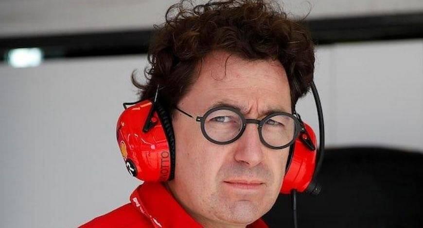 Mattia Binotto more suited as engineer than team boss claims former Spyker boss
