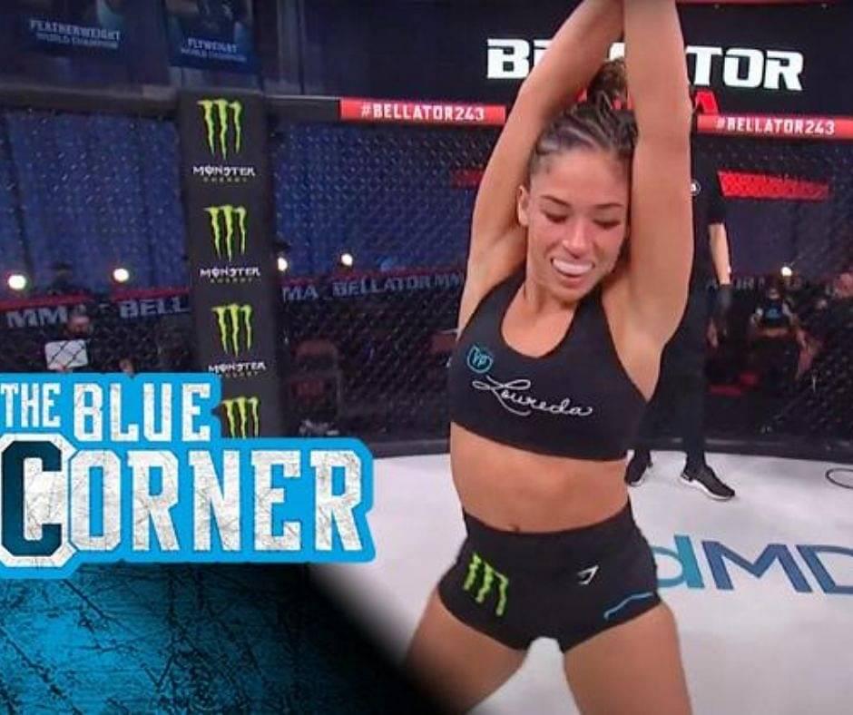 Valerie Loureda Defeats Tara Graff at Bellator 243. Watch Her Amazing KO Finish