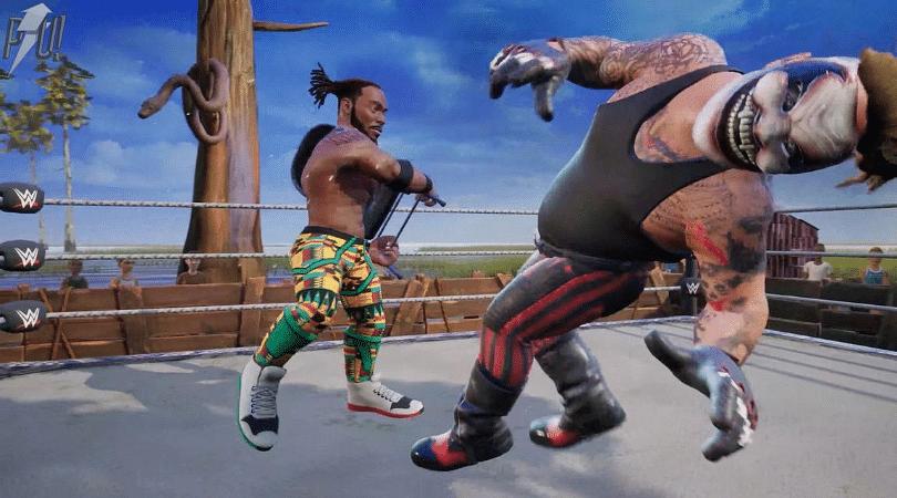 WWE 2K Battlegrounds full roster revealed