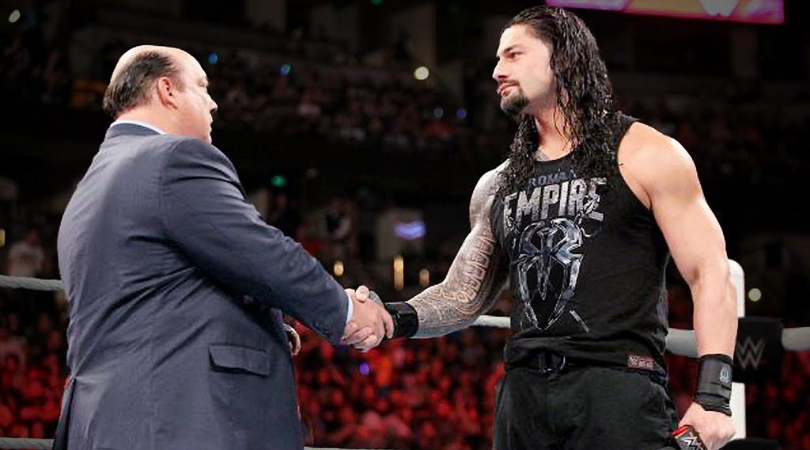 WWE Backstage update on why Roman Reigns has been paired with Paul Heyman