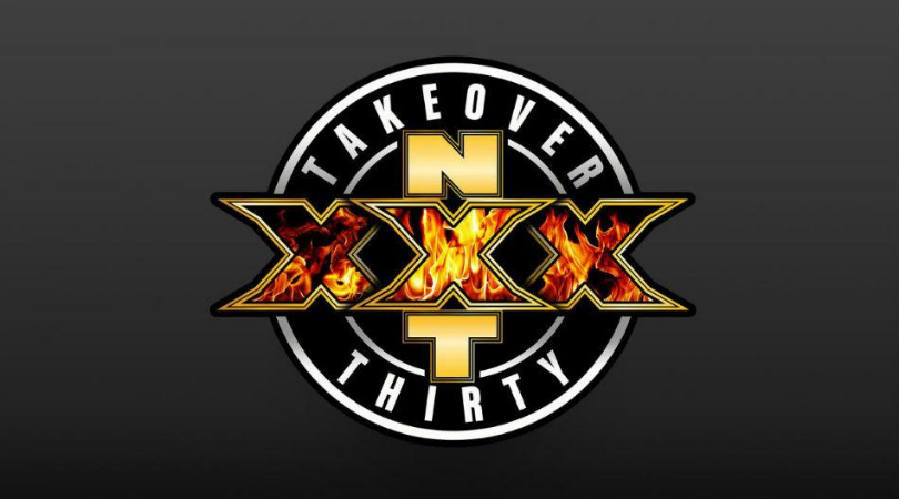 WWE NXT TakeOver XXX Time, Match Card, Broadcast Channels and Live Streaming Details