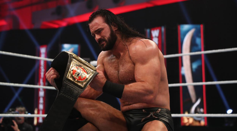 WWE Title plans for Clash of Champions revealed