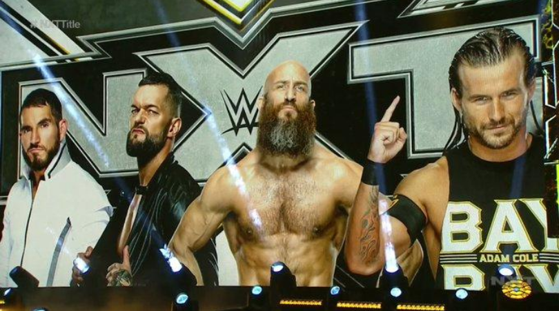 WWE announce Fatal 4-way 60 minute Iron Man Match for the vacant NXT Title
