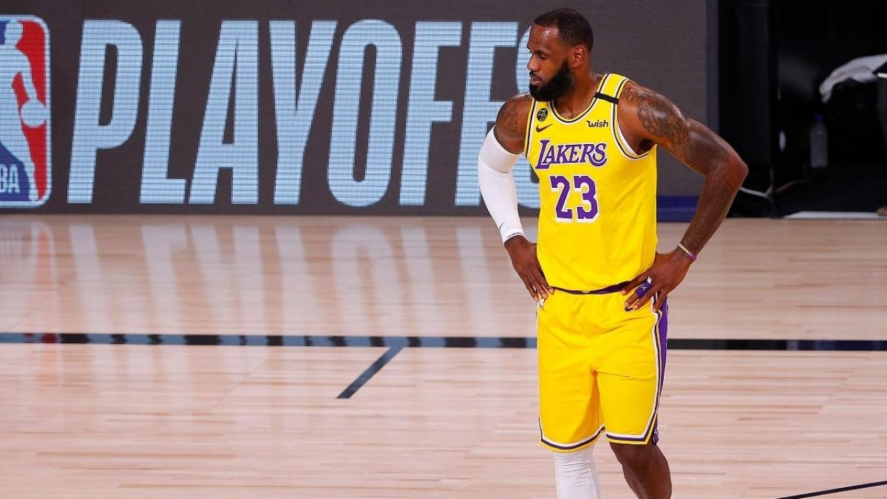 Why is LeBron James silent on China human rights issue