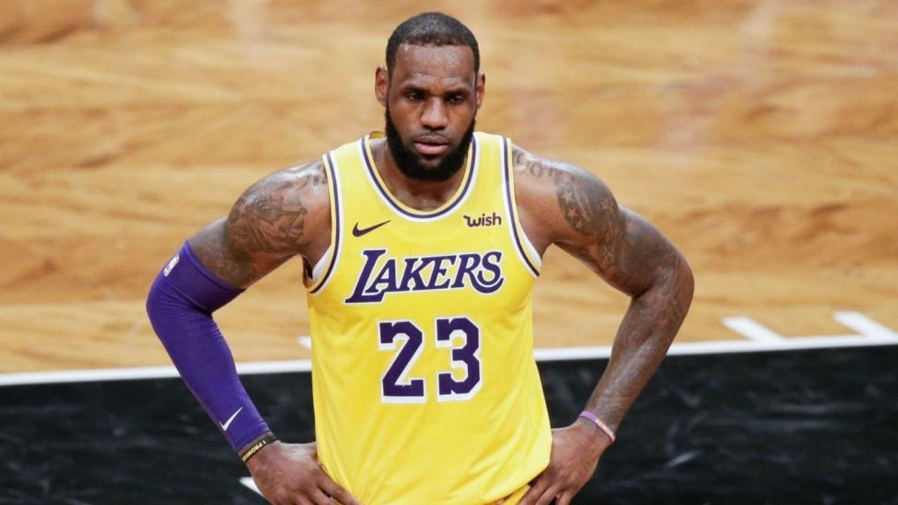 Will LeBron James play vs Pacers