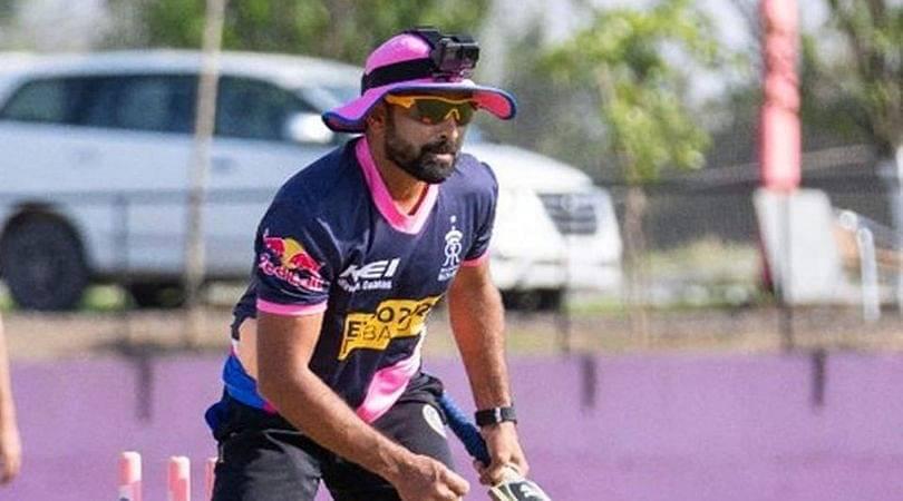 IPL 2020 News: Rajasthan Royals fielding coach Dishant Yagnik tests positive for COVID-19