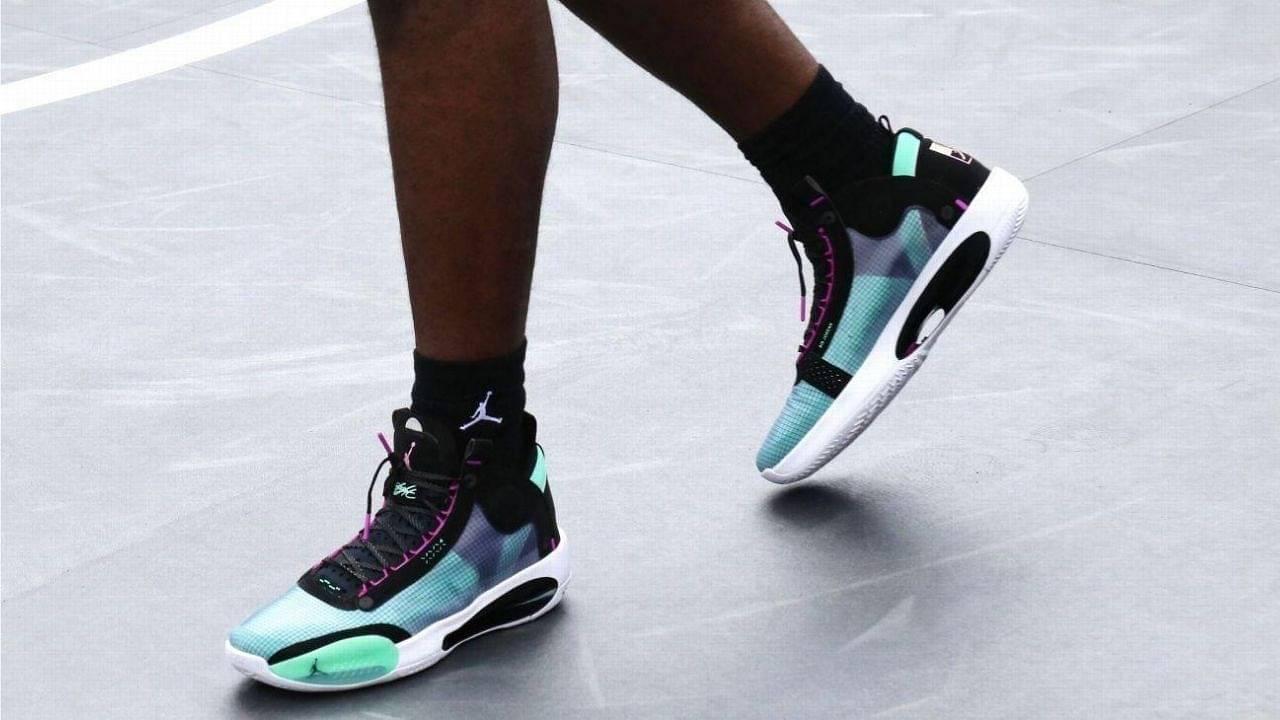 zion shoes deal