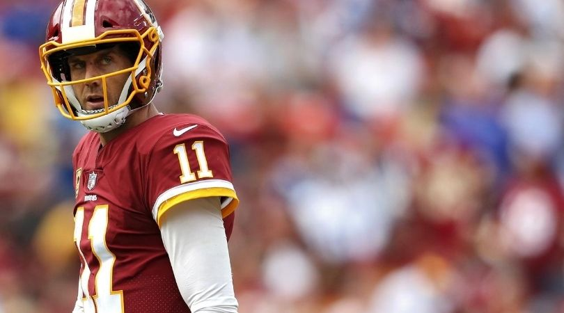 Washington Football Team Roster : Head coach gives Playing update on Quarterback Alex Smith