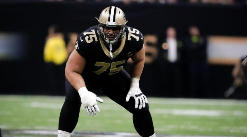 NFL Injury News : New Orleans Saints Andrus Peat out with hand injury