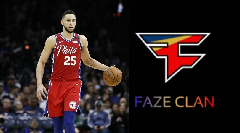 Ben Simmons & FaZe Clan: Ben Simmons of the Sixers has invested in Esports organization FaZe Clan