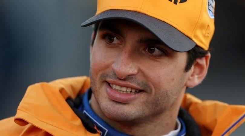 """So you can imagine I'm not happy.""- Carlos Sainz endures a horrible Belgian Grand Prix at Spa"
