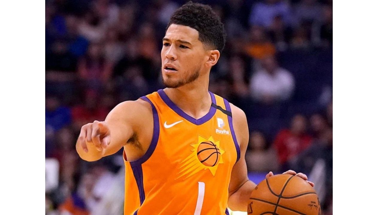 Devin Booker to Warriors