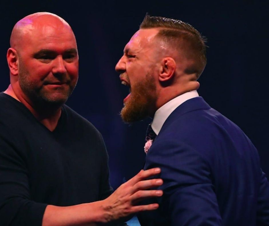 """Dana White Names Who Conor McGregor Referred With his """"I Accept"""" Tweet, But is He Correct?"""