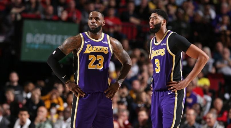 Lebron James and Anthony Davis Playoff Record: Lakers Duo become first pair to drop 35+ points in NBA Playoff Series after Shaq and Kobe