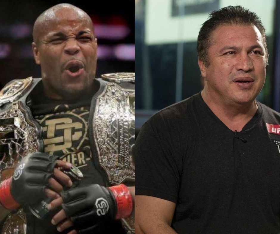 Coach Javier Mendez Believes Daniel Cormier May Delay Retirement To Fight An Old Foe