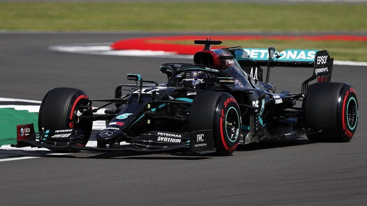 F1 Live Stream 70th Anniversary GP 2020