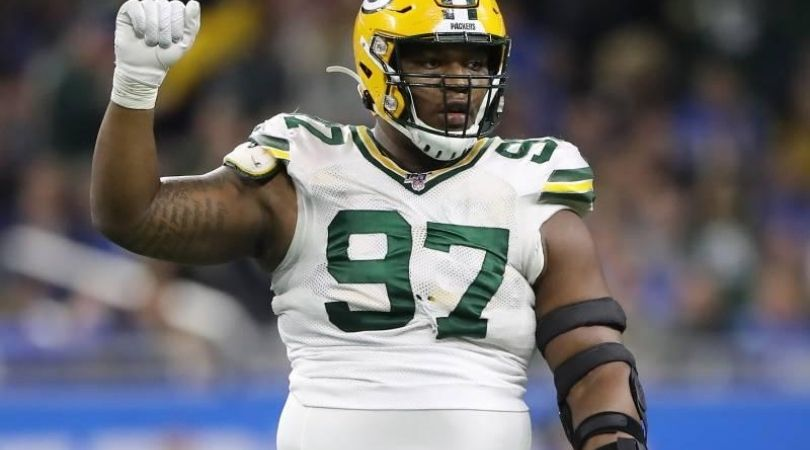 Kenny Clark Contract : Green Bay Packers Gives Defensive Lineman Kenny Clark 4 Year Extension