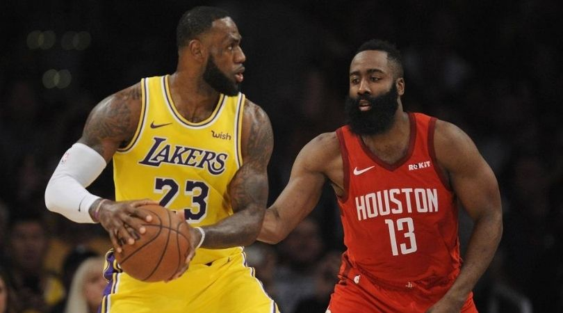 HOU Vs LAL Dream11 Prediction: Houston Rocket Vs Los Angeles Lakers Best Dream 11 Team for Game 4 Conference Semi-Finals NBA 2019-20