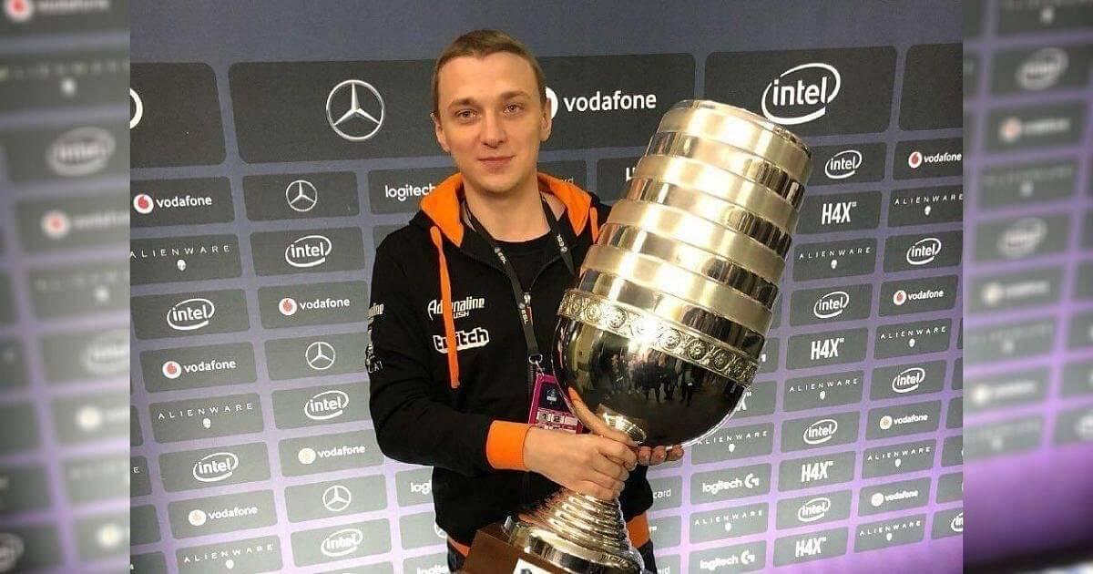 Virtus Pro Dota 2 : TI winner 'Artstyle' added to VP Dota 2 Roster ahead of Omega League