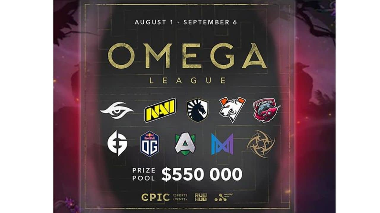 Dota2 News: Omega League Closed qualifiers and immortal division; Which teams won Dota2 Omega League Closed Qualifiers