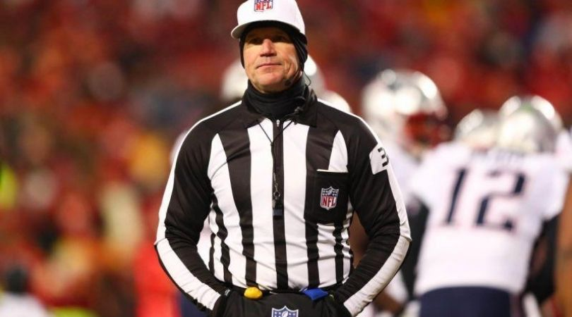 NFL Officials Opt Out : NFL Official Choose to Opt Out 2020 season due to the Covid pandemic