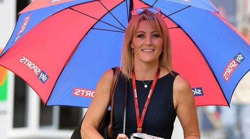 Rachel Brookes F1: Sky presenter speaks to Sergio Perez on the Carlos Slim and Sebastian Vettel rumors