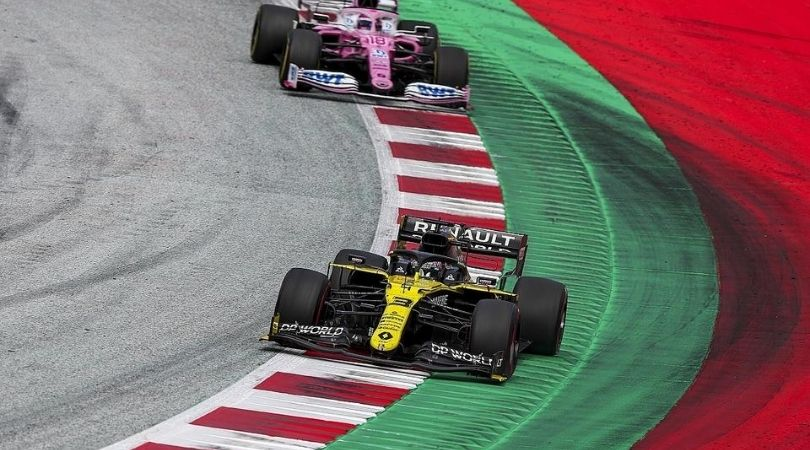 Racing Point Protest Result : FIA gives verdict in favor of Renault; 15 points deducted from Racing Point