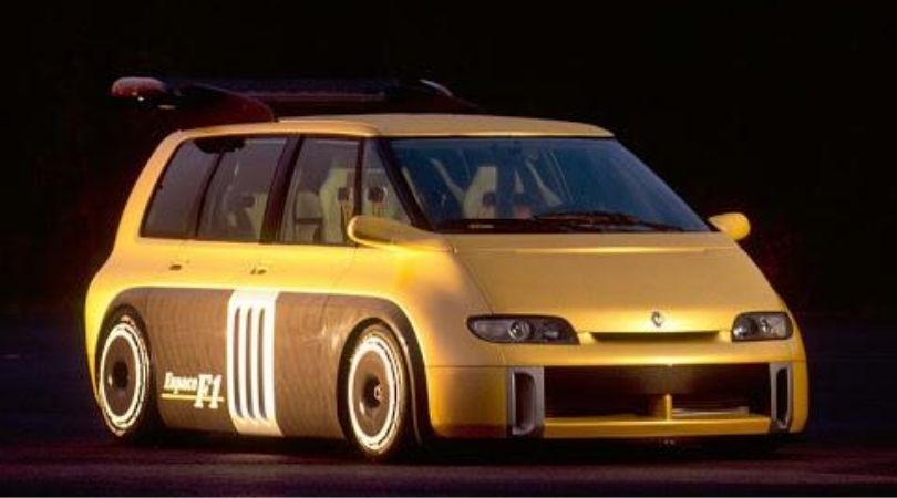 Renault Espace F1: Where is Renault Espace F1, is it up for sale?