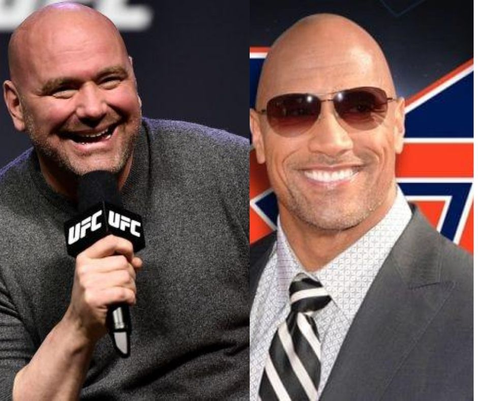 Dana White Lauds The Rock For Buying XFL At a Cheap Price