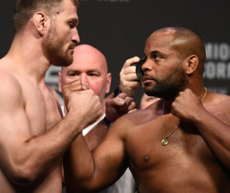 UFC 252 Weigh-In Results: How Much Did The Fighters Weigh Before The Event?