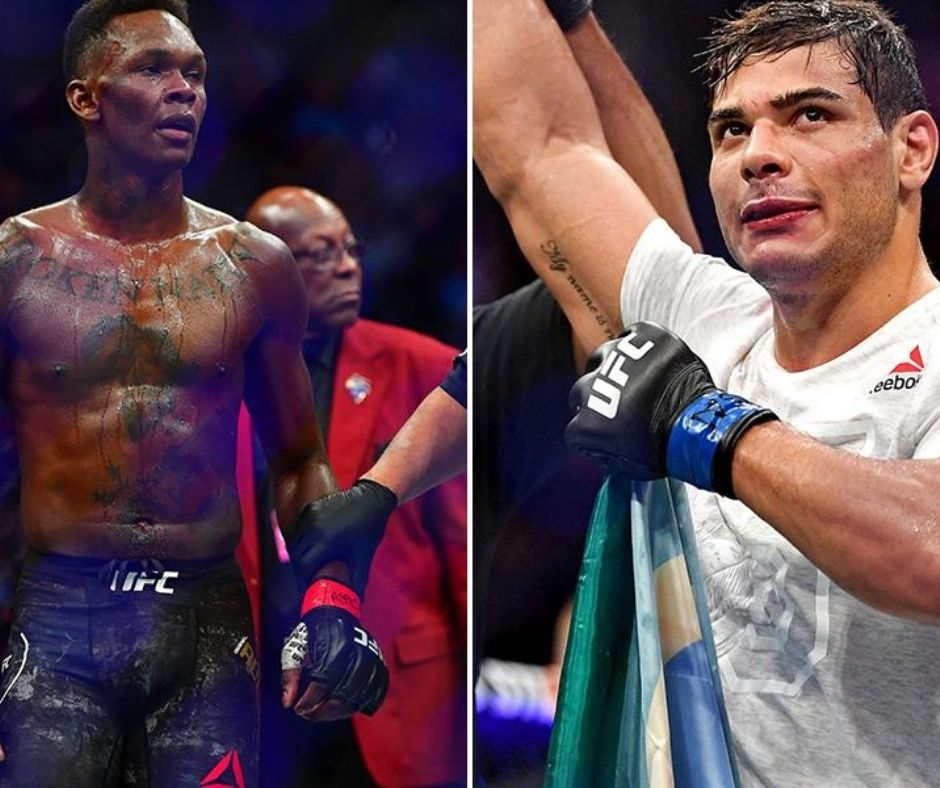 Israel Adesanya Vs. Paulo Costa Along With UFC 253 is Shifted to September 26