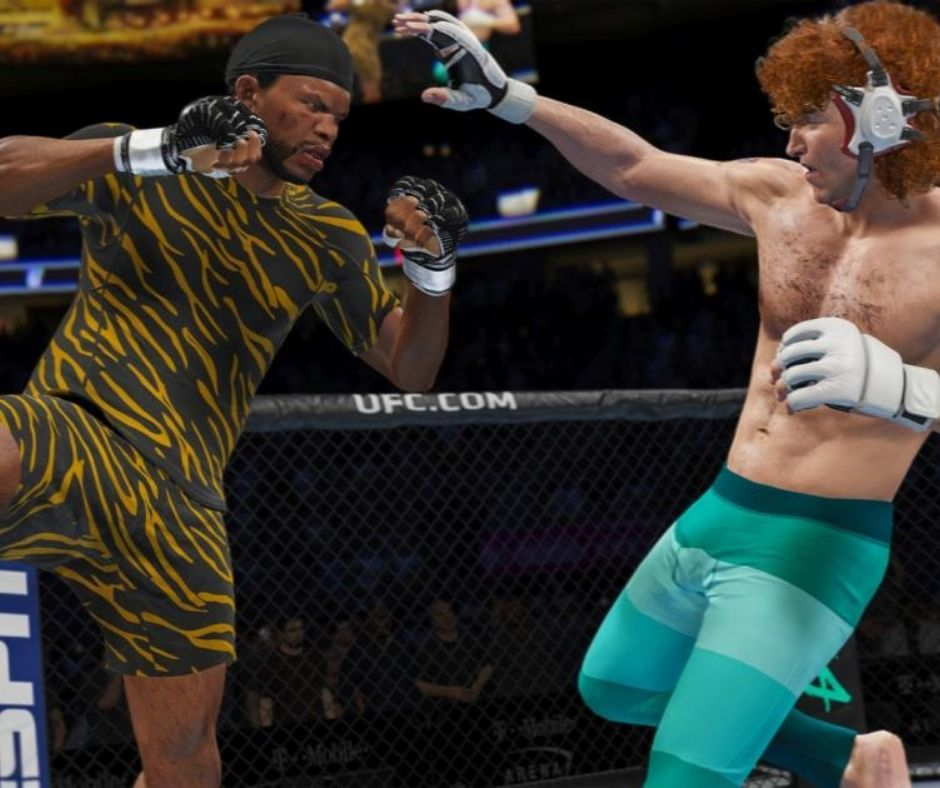 EA SPORTS UFC 4 Roster 2020: Here's The Complete List Of Top 50 Fighters Of UFC 4 with Player Ratings