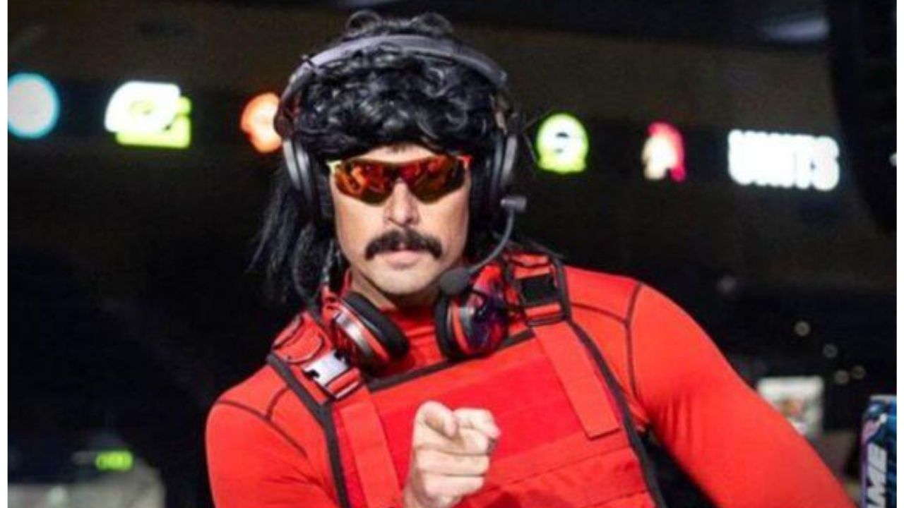 Is Dr Disrespect Streaming again? Dr Disrespect goes live on Youtube after getting banned from Twitch