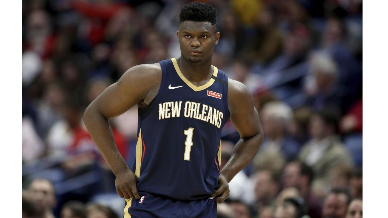 Is Zion Williamson playing tonight vs Wizards