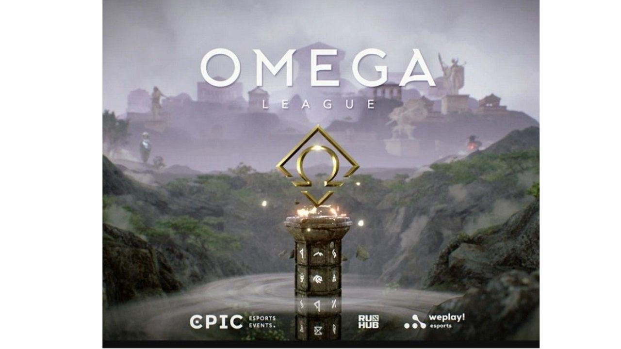 Omega League Dota 2 Immortal division schedule,Match Time, Playoffs, Teams & prize pool and more