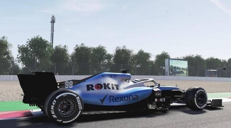 Williams F1 Virtual Race: British Team announces launch of virtual Formula 1 racing experience