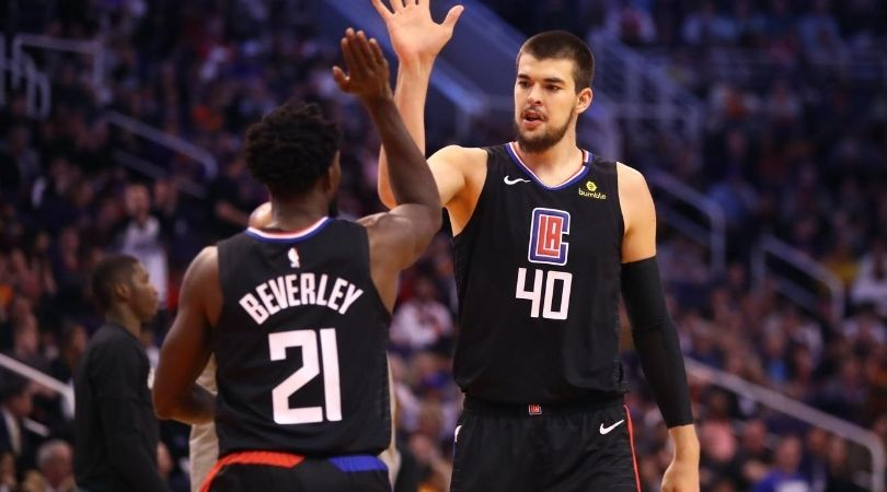 """""""Pat never said anything like this"""", Ivica Zubac refutes claim that Patrick Beverly disrespected Michele Roberts"""