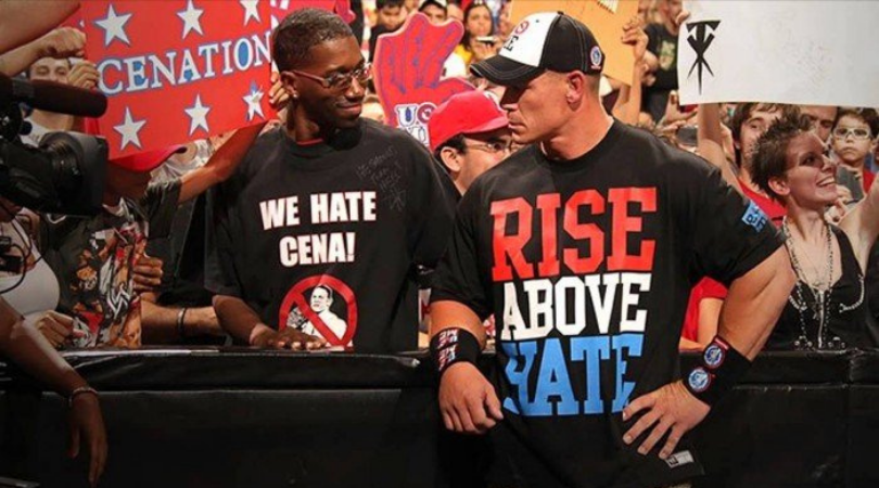 'It's All So Fuing Wonderful' – John Cena on the polarizing reaction he gets from fans