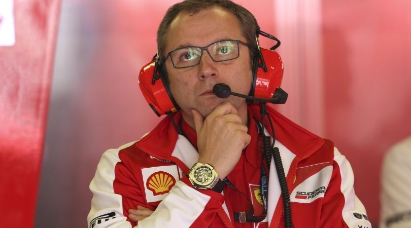 Who is Stefano Domenicali, the man set to replace Chase Carey as CEO of Formula 1?