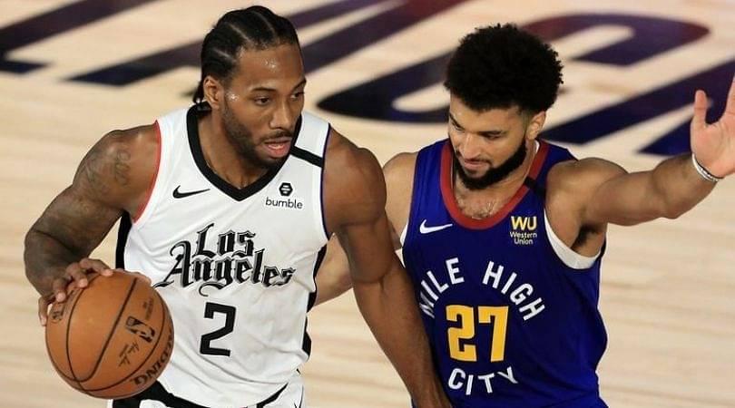 LAC vs DEN Dream 11 Prediction: Los Angeles Clippers vs Denver Nuggets Best Dream 11 Team for NBA Conference Semi-Finals Game 7 2019-20