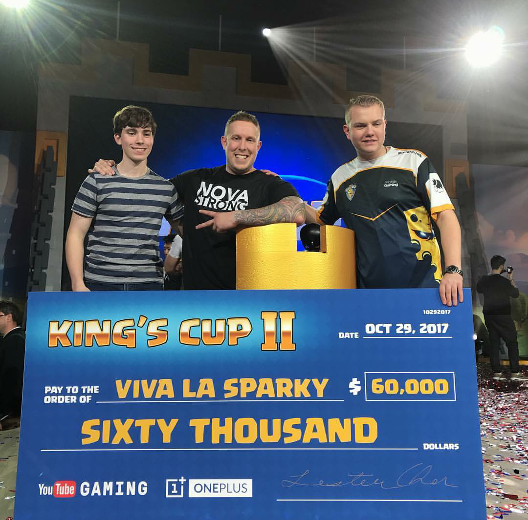 best clash royale players in the world