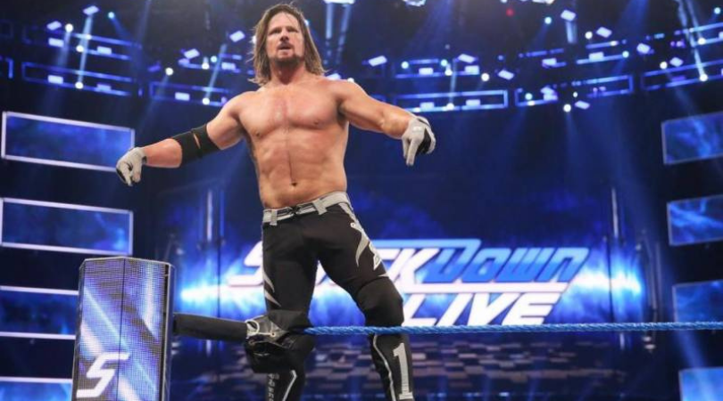 AJ Styles wants Tag Team Gold and already has a partner in mind