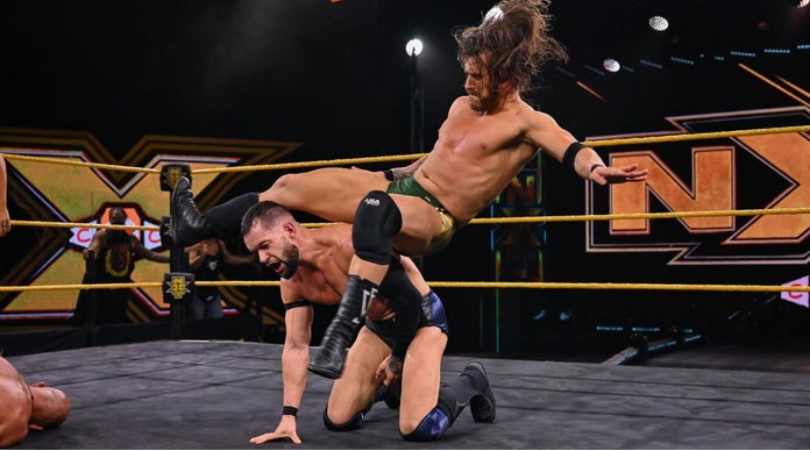 Adam Cole opens up on fans frustration with the result of last week's NXT Title Iron Man match