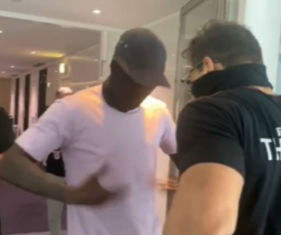UFC 253: What Was Israel Adesanya's Real Motive Behind Patting Paulo Costa At Their Brief Meet up?